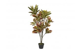Roślina doniczkowa Kroton 130cm (sztuczna)