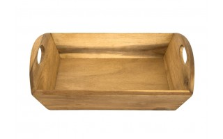 Taca drewniana Kesper 31,5cm