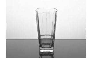 Szklanka do napojów 350ml Long Stephanie Stripes