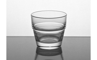 Szklanka do whisky 340ml Impilabile Optic Hrastnik