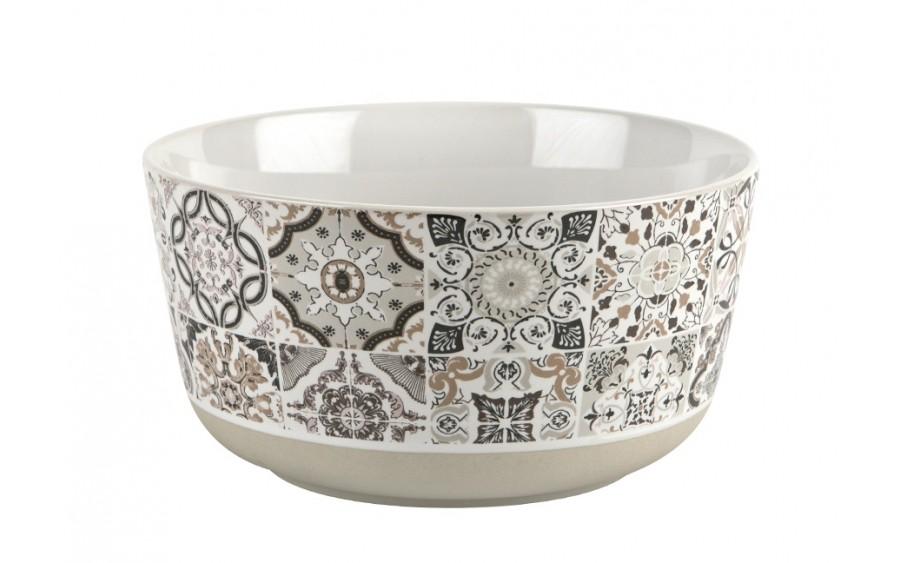 Miska porcelanowa 20cm Casadecor Grey