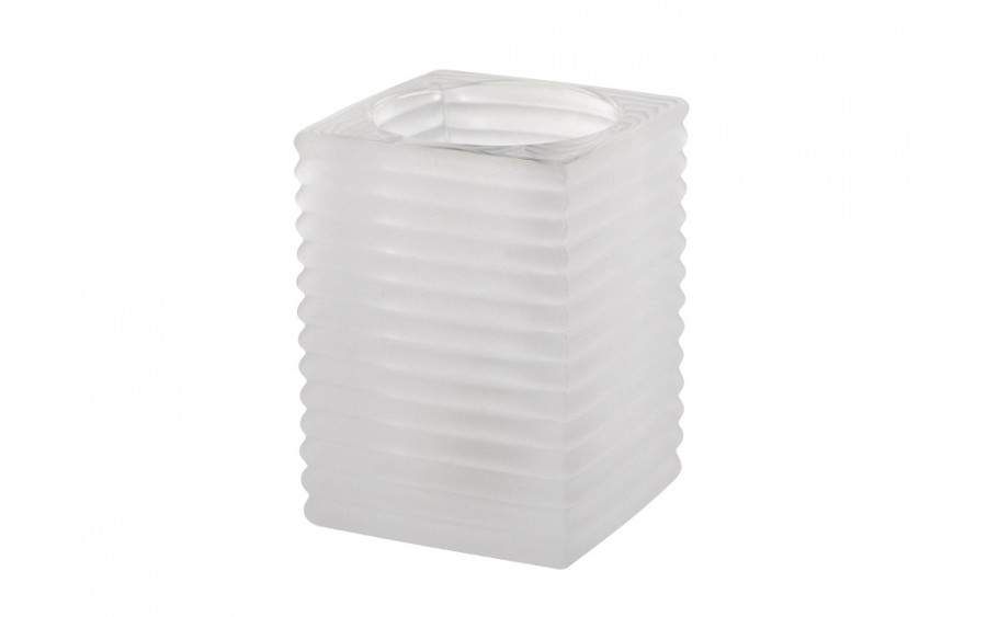 Lampion Mirage Small Frosted White