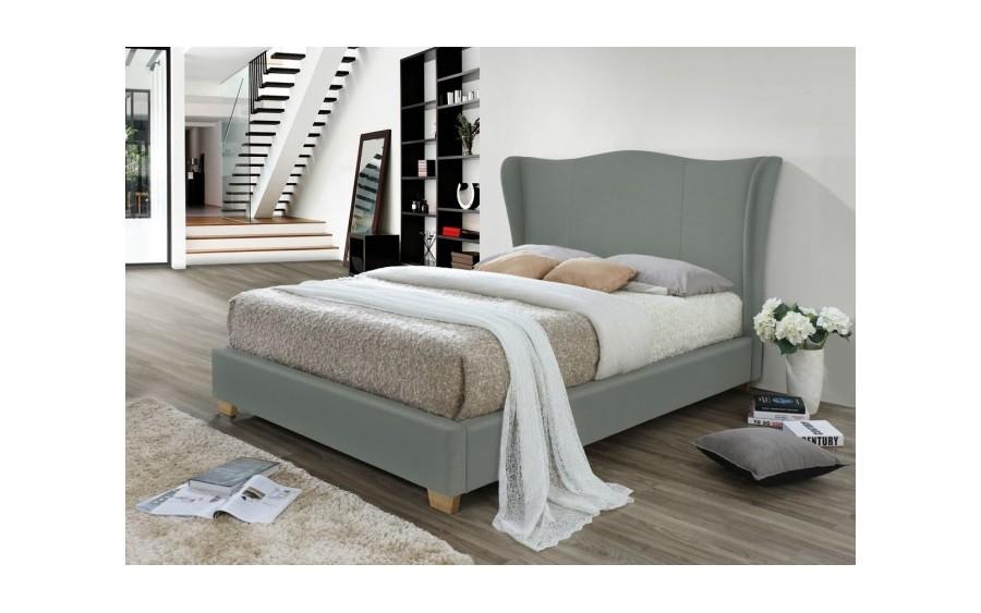 Łóżko tapicerowane Carmen (ekoskóra)