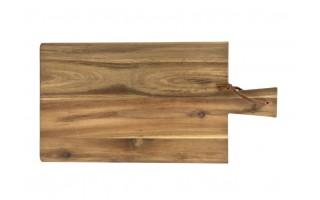 Deska do krojenia akacjowa 35x18cm Kesper