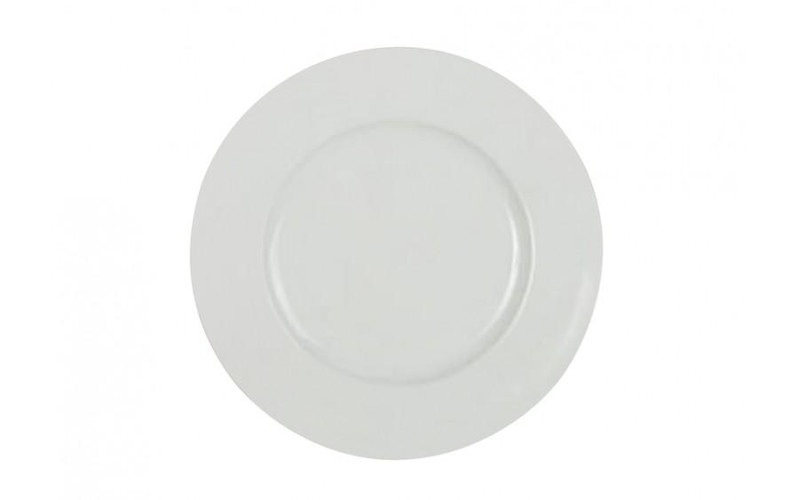 Talerz płytki 20cm White Body Gastro