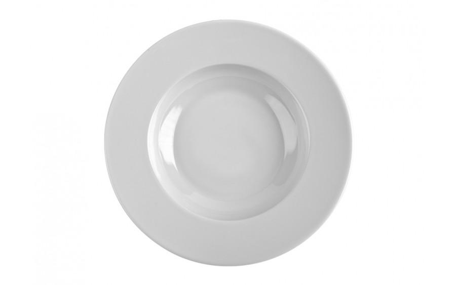 Talerz głęboki 21,5cm White Body Gastro