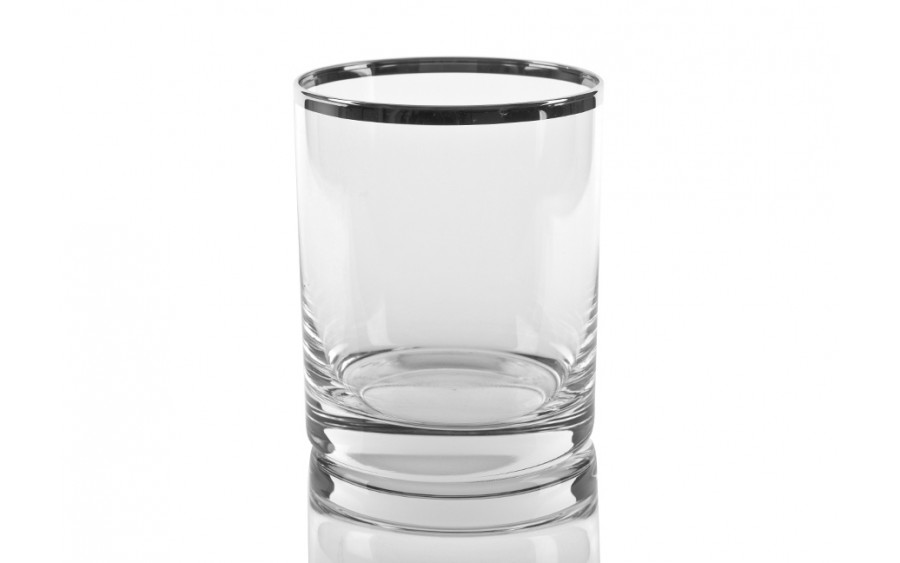 6x Szklanka do whisky 300ml Platinium Line