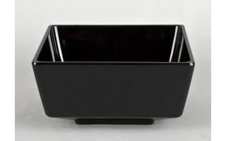 Salaterka 9x9cm Float czarna