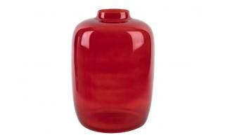 Wazon 35cm czerwony