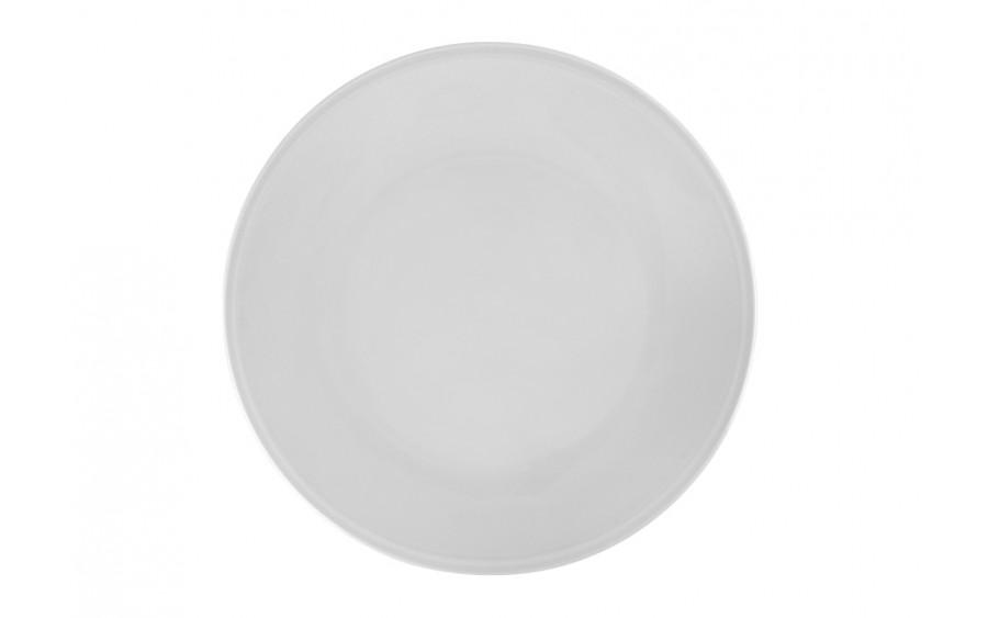 Talerz do pizzy biały 27cm Barilla