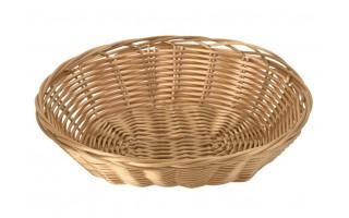 Koszyk owalny na pieczywo 21cm