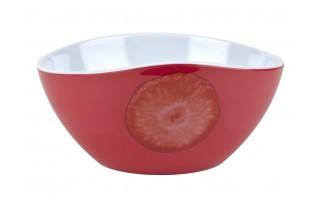 Misa 0,5L melamina czerwona