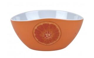 Misa 0,5L melamina pomarańczowa