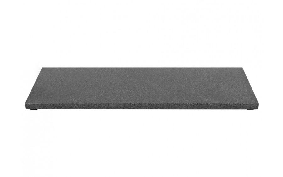 Taca GN 2/4 53x16,2cm granitowa