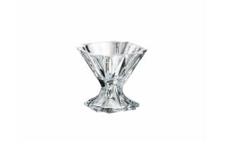 Bombonierka kryształowa 18cm Bohemia Metropolitan