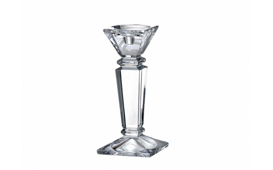 Świecznik kryształowy 25cm Empery Bohemia