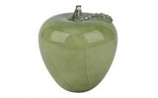 Ozdoba szklana Jabłko 15,5cm