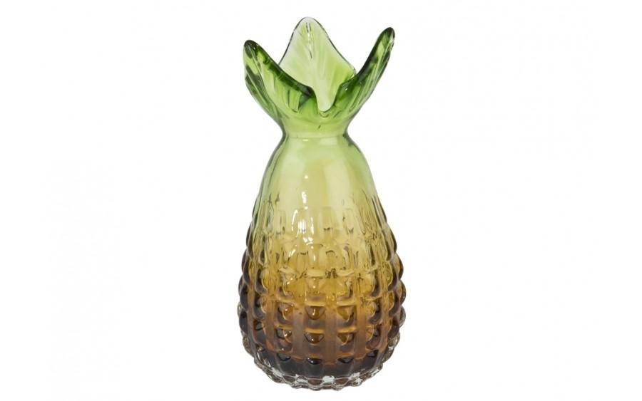 Wazon szklany Ananas