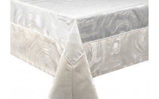 Obrus 140x210cm Kaleido Cream