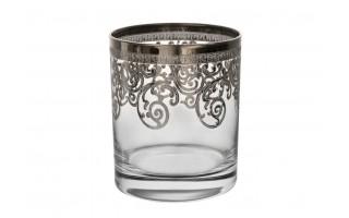6x szklanka do whisky 300ml Old Silver