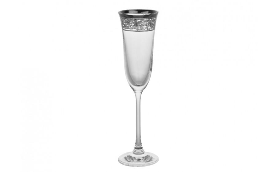 6x kieliszek do szampana 160ml Scarlet