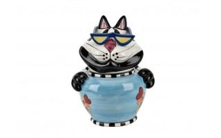 Pojemnik ceramiczny Kot