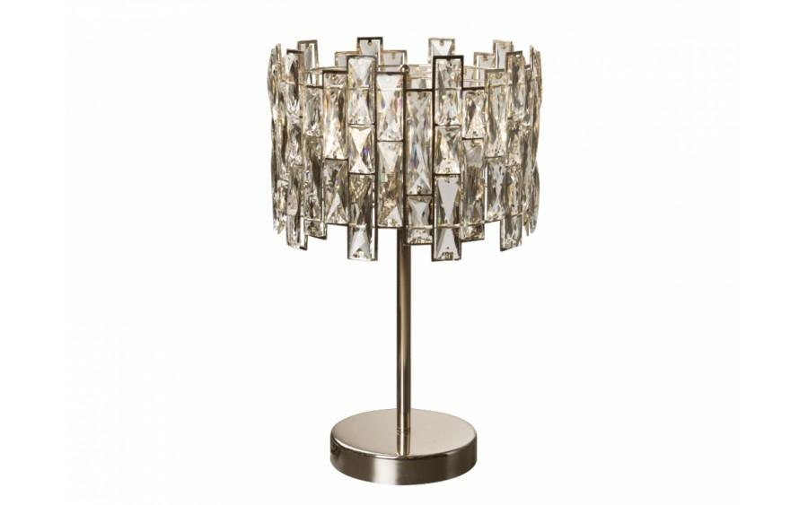 Lampa stołowa kryształowa Jewel 60215/4T