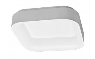 Lampa sufitowa Square X6090 45x45