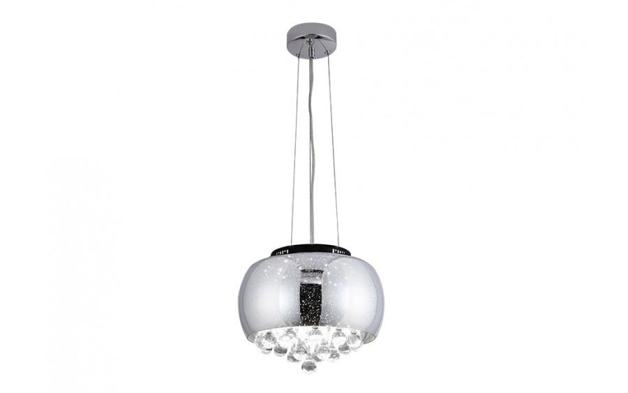 Lampa wisząca 18093 - S Silver