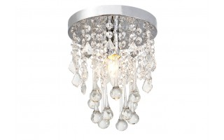 Lampa wisząca kryształowa 18049