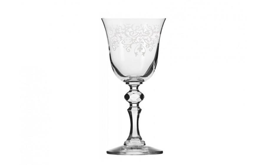 Kieliszek do wina białego 150ml Krista Deco