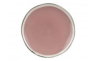 Talerz płytki 26,5cm Origin pink