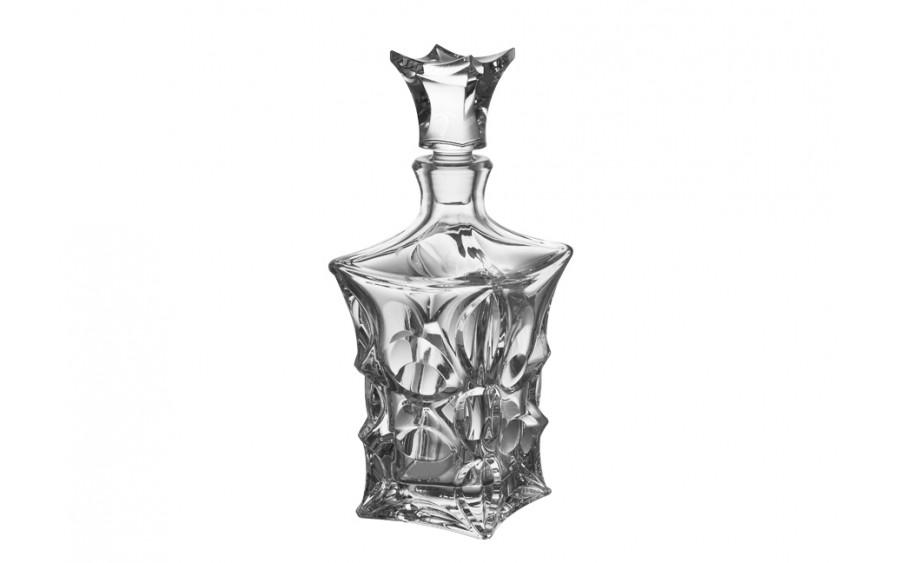 Karafka kryształowa 0,7L X-lady Bohemia