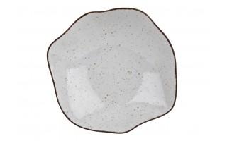 Talerz głęboki 23cm Stone Age Cream