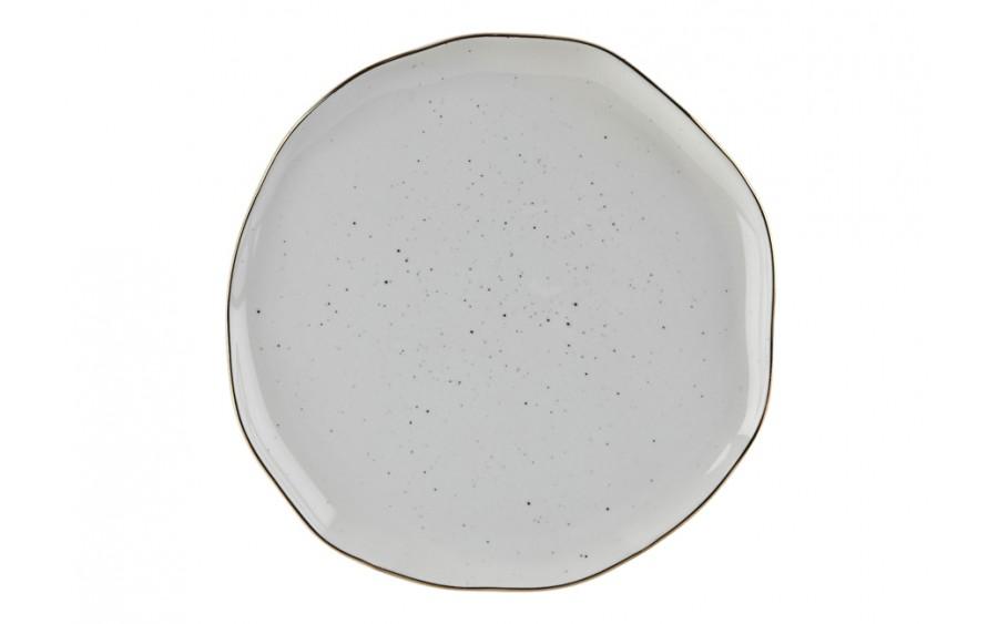Talerz płytki 26cm Artsenal White