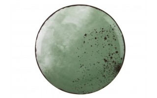 Talerz płytki 22cm Pepper Green