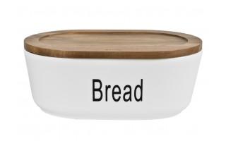 Pojemnik na chleb porcelanowy Kassel