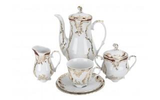 Serwis do kawy 12/39 Rococo Purpura 0040