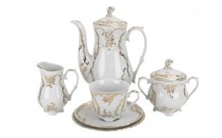Serwis do kawy 12/39 Rococo Anna 7830