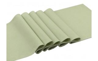 Bieżnik na stół 35x157cm Veracrus 003 zielony