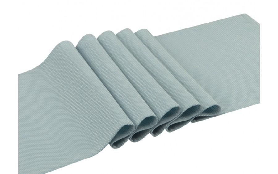 Bieżnik na stół 35x157cm Veracrus 042 niebieski