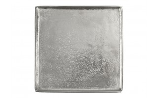 Talerz aluminiowy dekoracyjny 26x26cm