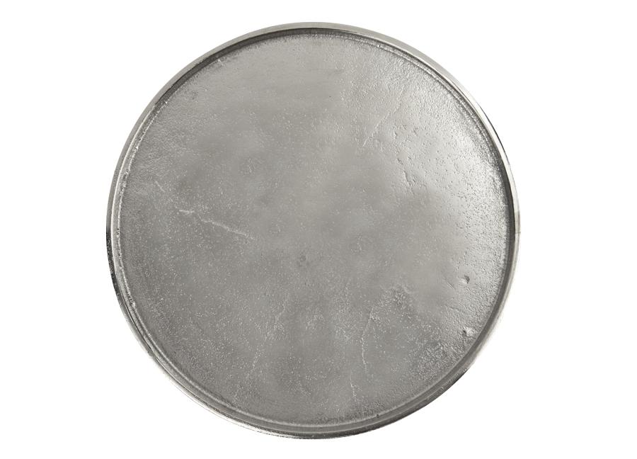 Talerz aluminiowy dekoracyjny 26cm