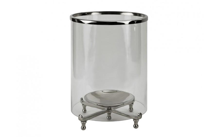 Świecznik szklany Colmore by Diga