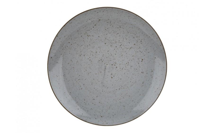 Talerz płytki 27cm Boss Grey