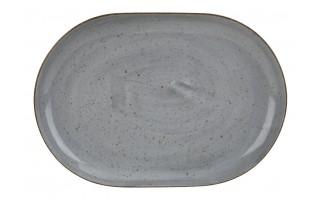 Półmisek owalny 33cm Boss Grey