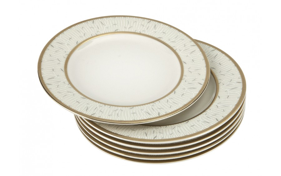 Komplet 6 talerzy deserowych 21cm Tanger