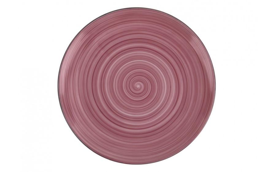 Talerz deserowy 20cm Joy Pink