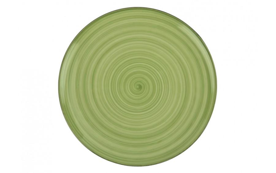 Talerz płytki 27,5cm Joy Green