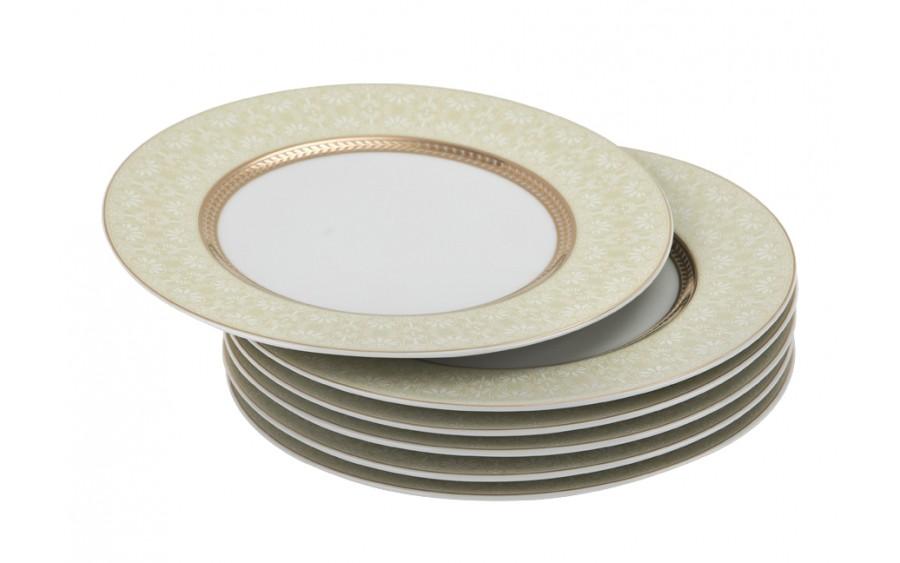 Komplet 6 talerzy deserowych Magnetic